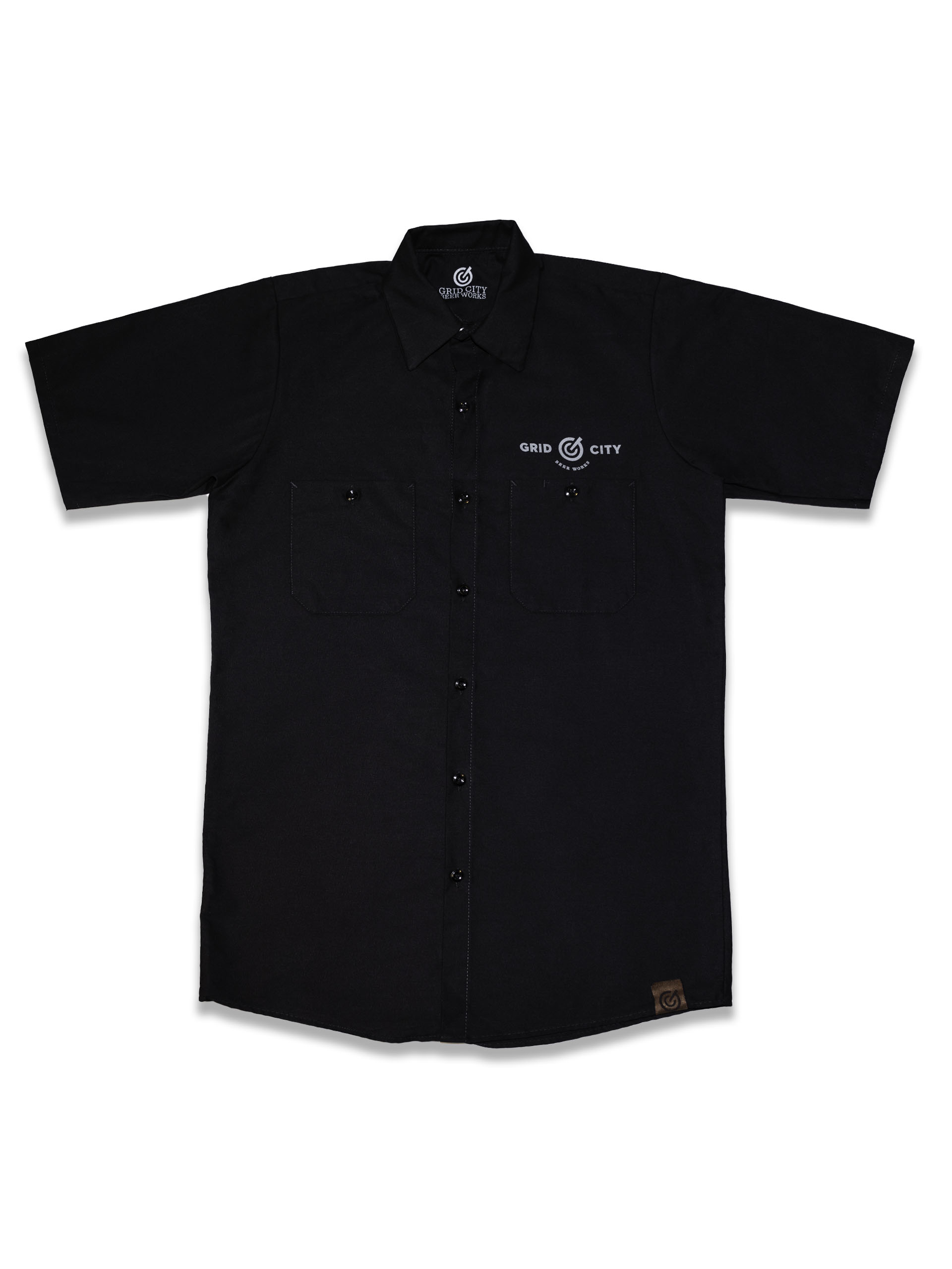 Black GCBW Work Shirt